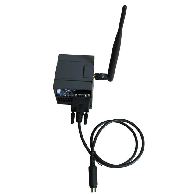 US $159 99 |WIFI DVP Wifi Wiireless Programming Module for Delta DVP PLC  replace USB DVP USBACAB230 Profinet Ethernet-in Instrument Parts &