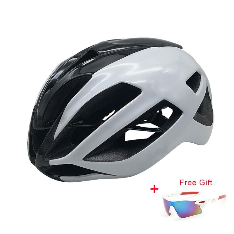 Bicycle Helmets Matte Black 2018 C-001 Model size M/L Men Women Bike Helmet Ultralight Integrally-molded Cycling Helmets цена