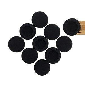Image 2 - IMTTSTR Soft Foam Sponge Ear Tip Cover Replacement Earbud Covers for Philips SHB4000 Earphones Sleeve