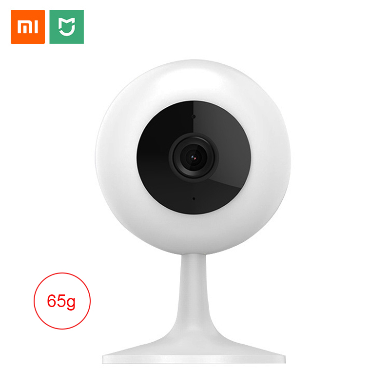 Xiaomi Xiaobai Smart Home Security IP Camera WiFi Wireless Mini CCTV Camera 720P Infrared Night Vision MIJIA Video Surveillance jinage ip camera 720p wifi mini camera wireless infrared night vision cctv camera hd smart home security video motion detection