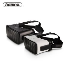 REMAX RT-V02ชุดหูฟัง3D VRแว่นตาแสงอัลตร้าแว่นตาเสมือนจริงทั้งหมดในหนึ่ง95องศาVisuaแองเจิล