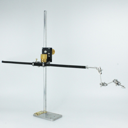 High quality PTR-500 50cm rail vertical and horizontal linear winder rig system for stop motion animation video