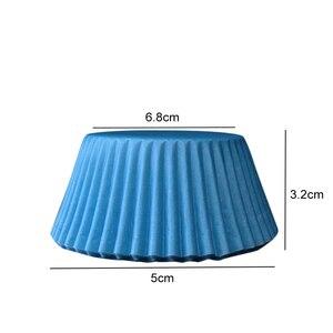 Image 5 - 100 個ベーキングカップケーキ紙コップ抗油小ケーキボックスキッチンアクセサリーカップケーキライナーケーキデコレーションツール耐熱皿