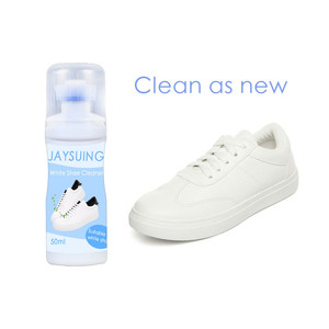 Sports Leather Canvas Shoe Whi