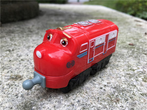 Image 4 - Takara Tomy Chuggington Trains Wilson/KOKO/Brewster 3pcs Toy Cars New No Package
