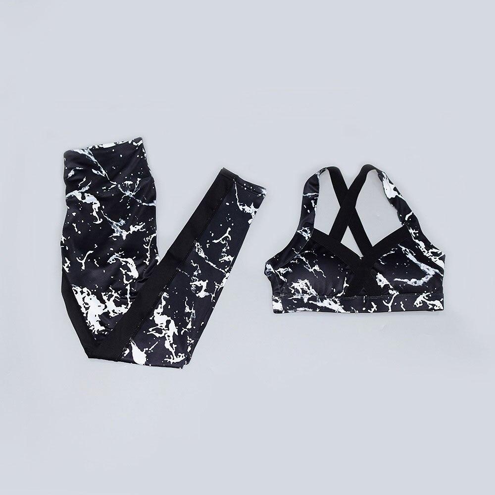Women Yoga Sets Sportswear Tracksuit (17)