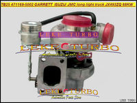 TB25 471169 471169 5002 471169 0002 Original GARRETT Turbo Turbocharger For JMC for ISUZU long Light Truck Engine JX493ZQ 68KW|Air Intakes|Automobiles & Motorcycles -