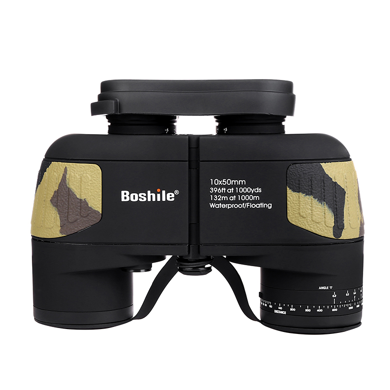 Military Waterproof HD 10X50 binoculars Telescope professional waterproof BAK4 prismaticos Range finder Distance hunting visionMilitary Waterproof HD 10X50 binoculars Telescope professional waterproof BAK4 prismaticos Range finder Distance hunting vision