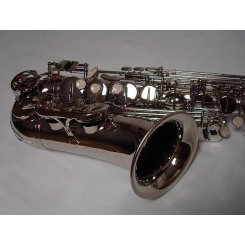 Argento professionale Sassofono Contralto Sax Brand New