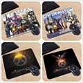 overwatch feature Characters Anti-Slip Mouse Pad 180x220x2mm 250x290x2mm mat Cool Design