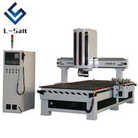 3 axis cnc milling machine Discount Price 4x8 ft Wood Furniture Making disk Atc