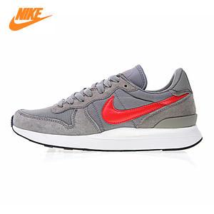 buy online 76e18 36b7c Nike LT17 Men's Running Shoes Dark Gray Sports Outdoor Sneakers  Internationalist