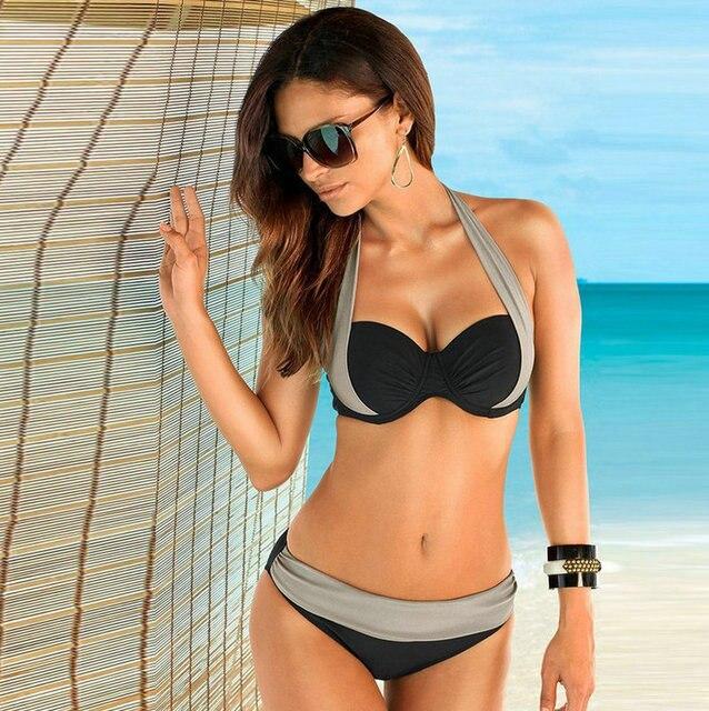 Plus Size Brazilian Push Up Bikini Set 2