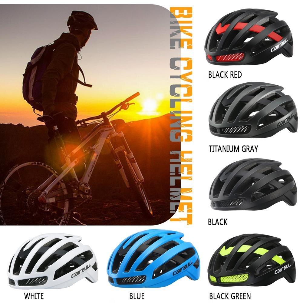Nouveau Style Équitation Casques de Vélo Ultra-Léger Simple Route Casque De Vélo Areo Cool Respirant Vélo Sports Cyclisme Protégé Casque