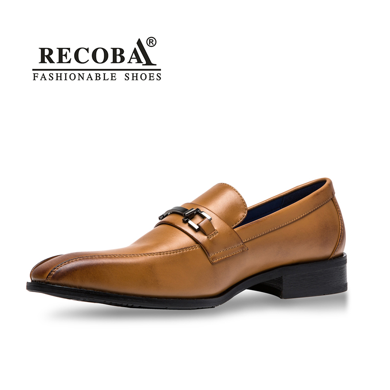 Mens casual shoes luxury genuine leather flats slip ons business formal shoes mens party dress tassel loafers zapatos hombre top quality crocodile grain black oxfords mens dress shoes genuine leather business shoes mens formal wedding shoes