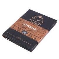 Đặc biệt Du Khách Mạo Hiểm Xô Danh Sách Scratch Bản Đồ Travel Book với Bản Đồ Danh Sách Hơn 300 Kinh Nghiệm Bán Hot