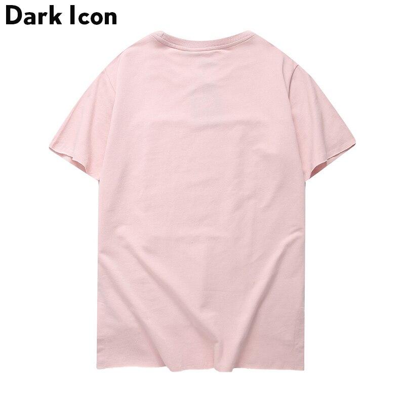 Këmishë me mëngë të shkurtra të rrumbullakëta Crewneck - Veshje për meshkuj - Foto 2