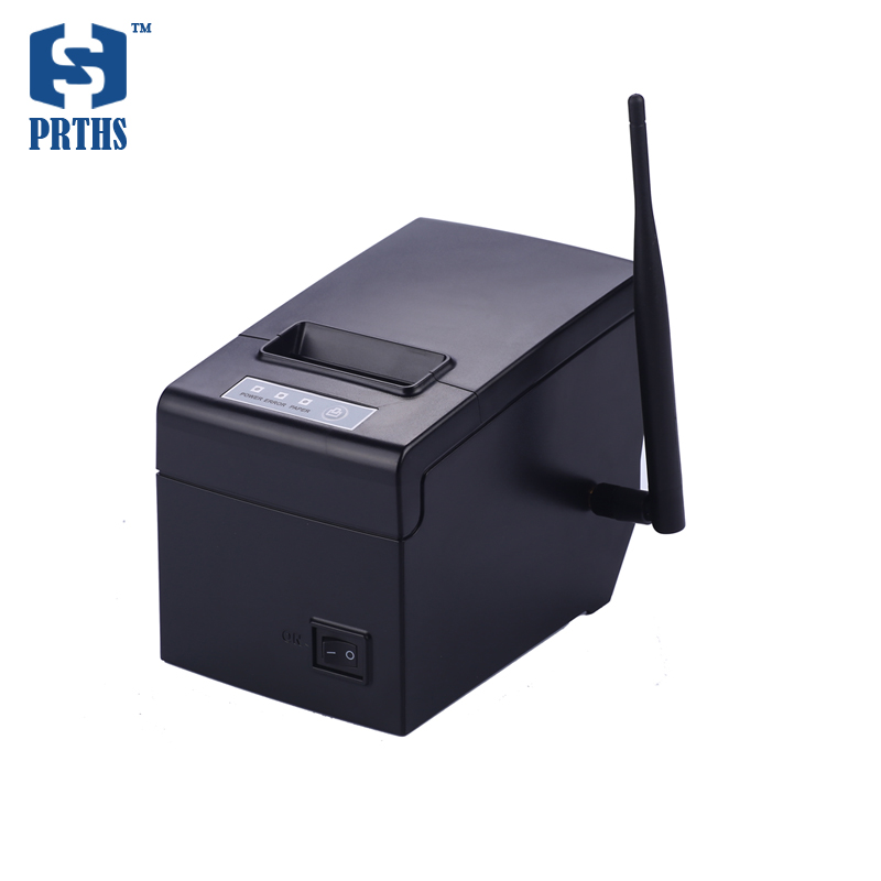 58mm GPRS printer pos machine thermal receipt printer support 83mm diameter paper roll google cloud Impresora termica HS-E58UG 2016 new cash register paper 57 50 thermal paper pos machine printing paper 58mm small ticket paper roll 24 volumes