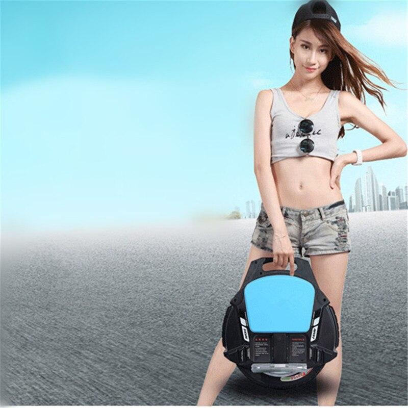 Daibot une roue électrique monocycle Scooter auto équilibrage Scooters avec haut-parleur Bluetooth 500W 60V Scooter électrique pour adultes - 6