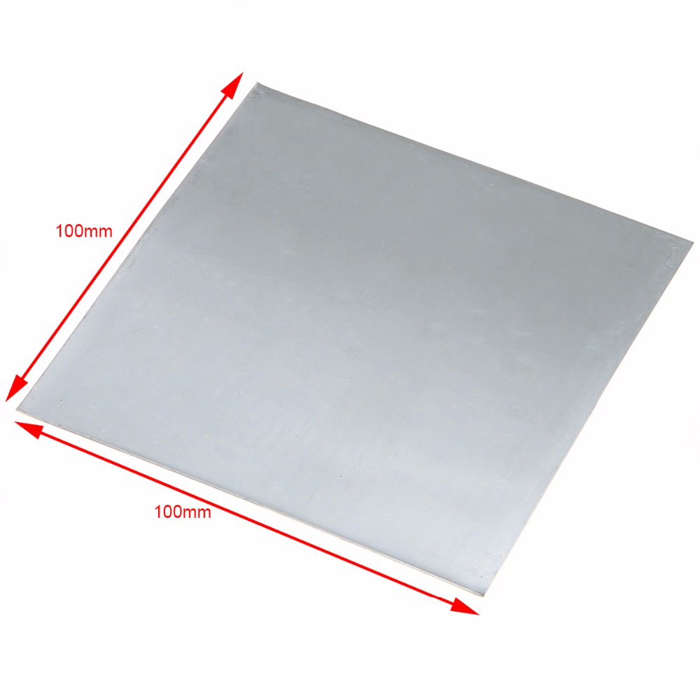1pc High Purity Pure Zinc Sheet Zn Plate For Science Lab Chemical 100mmx100mmx0.2mm 1000g 98% fish collagen powder high purity for functional food