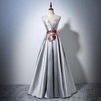 2019 Lady Party Cheongsam Oriental Women Long Dress Fashion Chinese Style Elegant Qipao Sexy Wedding Robe Vestido S XXXL
