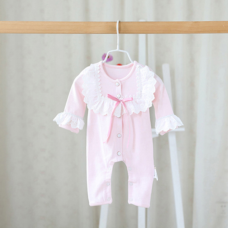 Baby Girl Clothes Romper Dresses Clothing Spring Summer Fall Bebe NewBorn Clothing