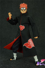 1:6 scale Anime figure doll NARUTO Pain 12″ Action figure doll Collectible model plastic toy