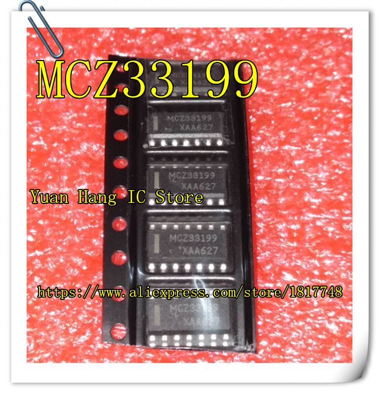 5PCS/LOT MC33199DR2G MC33199D MCZ33199 MC33199 SOP14
