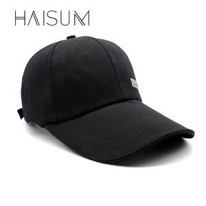 Haisum Adult Letter Size Cotton Baseball Cap Sport Polo Hat 1a2b836e7d8d