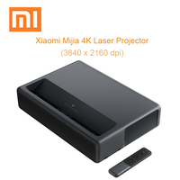 Xiaomi Mijia Laser Projector 4K Projection TV Home Theater Proyector Support HDR DOLBY DTS with Wifi Bluetooth 3D Projektor