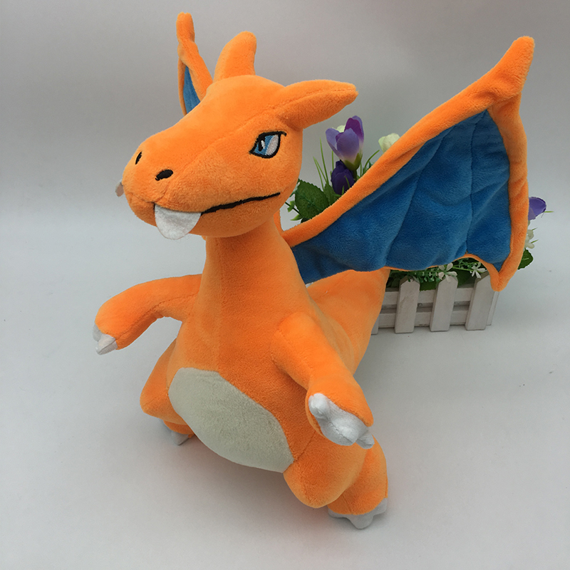 30CM Charizard Plush Toy Hot Anime Characters Soft Stuffed Animals Toys for Kids Christmas Gifts Kawaii Charizard Plush Dolls stuffed plush animals baby dolls for girls kids boy christmas birthday gifts model oyuncak pelucia trinket fun toys soft 70a0266