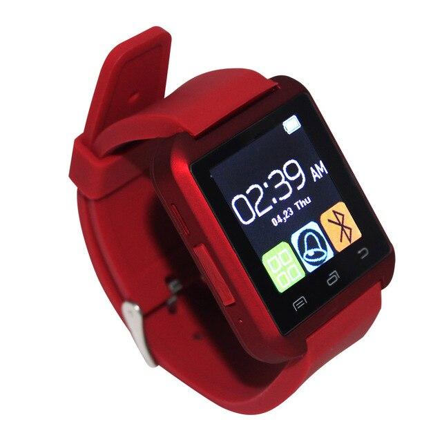 Розничная коробка умный часы U80 розничная box U8 smartwatch Bluetooth  Смарт смотреть Android-часы Bluetooth 279fb7313ff68