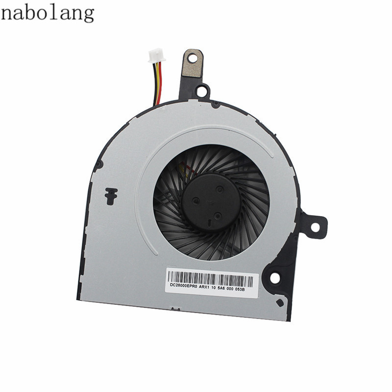 Nabolang Laptop CPU Cooler Fan For Toshiba Satellite C50-B Series Cooling Fan
