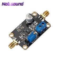 Módulo Amplificador de Ganho Variável AD8367 VGA Board 500 mhz Largura de Banda 45dB Linear