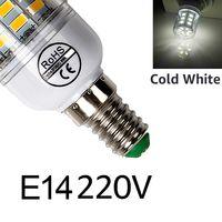 E14cold white