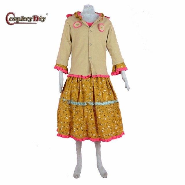 Cosplaydiyモリー·ウィーズリーコスプレ衣装から魔法学校大人女性教師服用ハロウィンカーニバルカスタムメイド