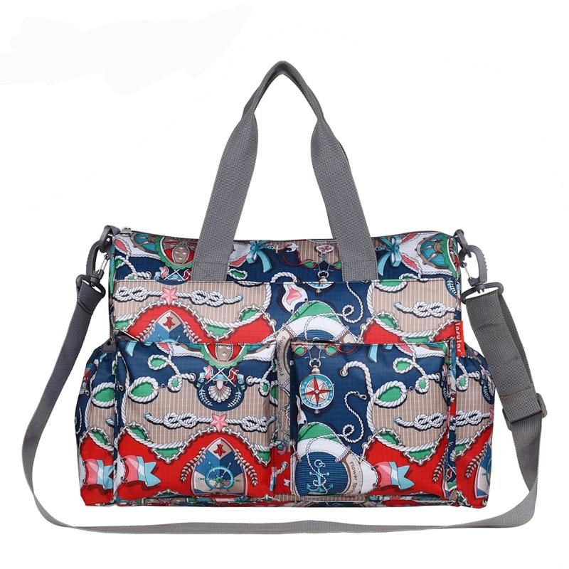 Baby Nappy Bags Diaper Bag Mother Shoulder Bag Maternity Mummy Handbag Waterproof Baby Stroller Bags waterproof 2017 women handbag diaper bag fashion maternity mummy women messenger bags handbag