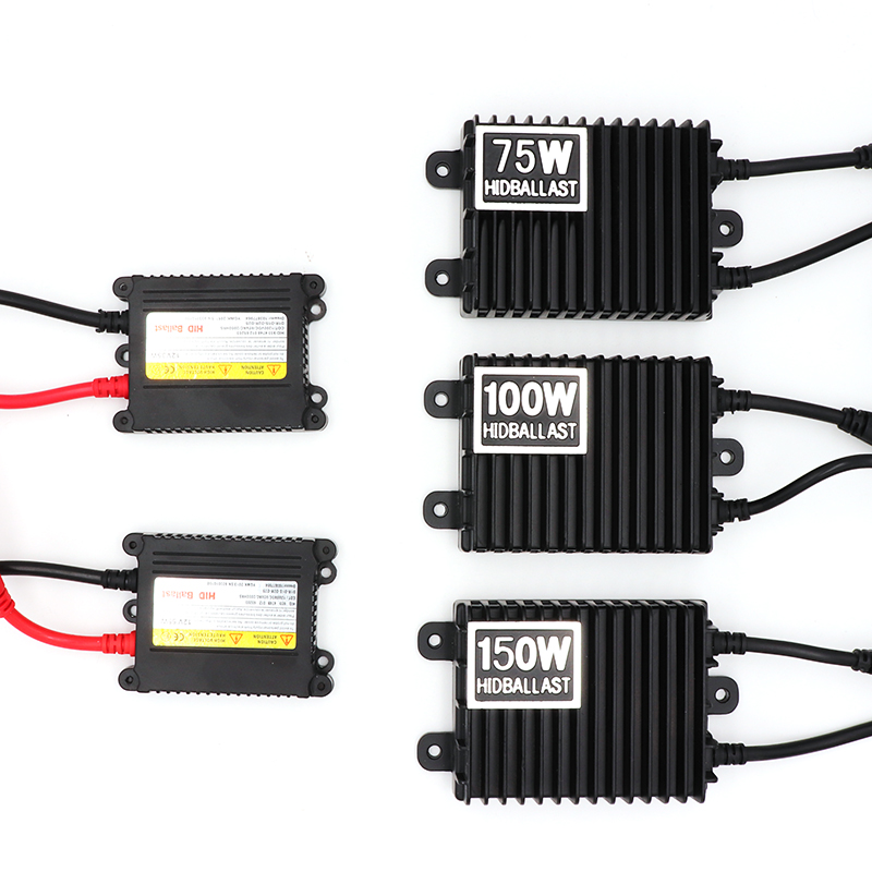 Niscarda 150W 100W 75W 55W 35W Replacement HID Xenon Ballast Headlight Kit H1 H3 H4 H7 H11 H27 9005 9007 9006 9004 H8 H9