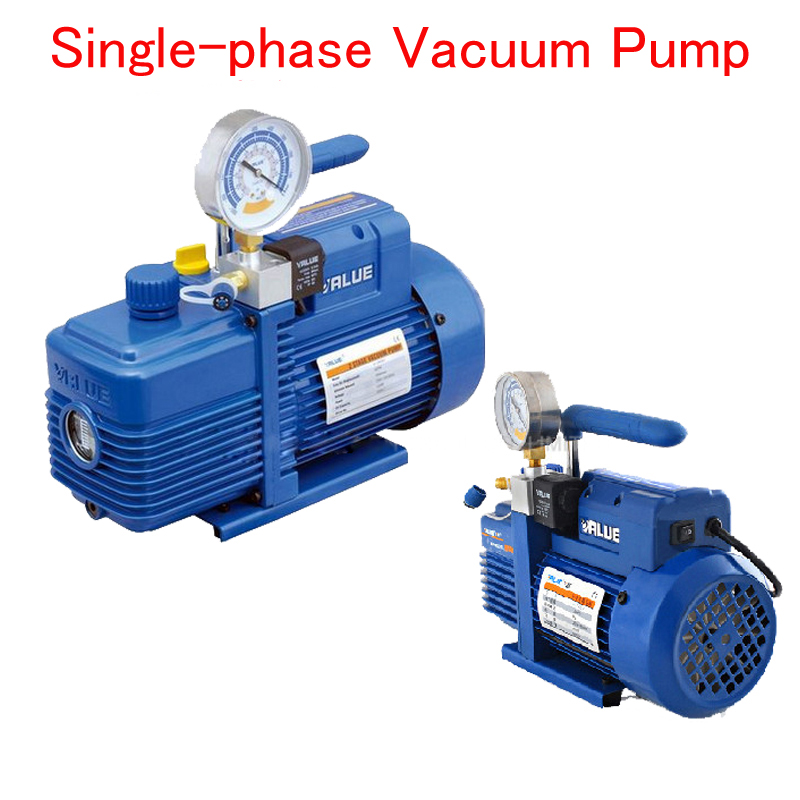 Single-stage New Refrigerant Vacuum Pump Single-phase Vacuum Pump Suitable for R410a,R407C,R134a,R12,R22 Refrigerate V-i120SV помада maybelline new york maybelline new york ma010lwjkz94