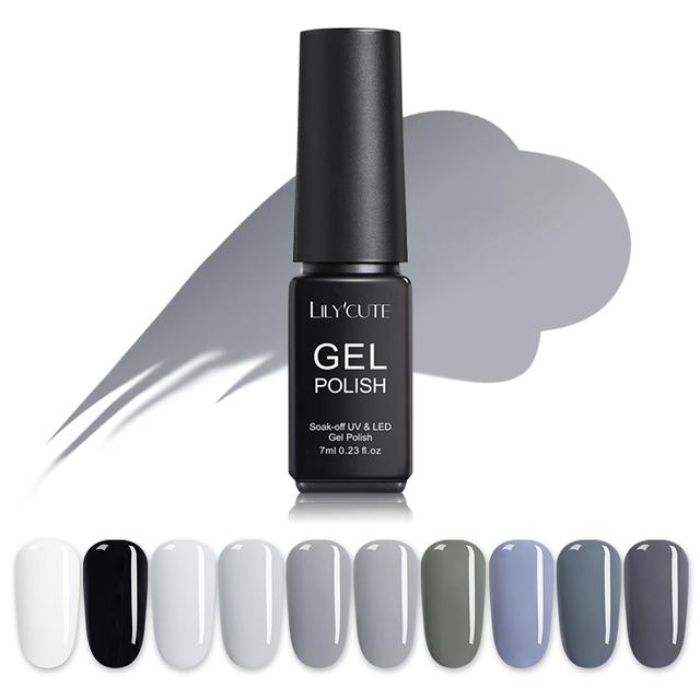 LILYCUTE Grey Series 5ML UV Gel