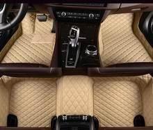 Mili için özel araba kat mat yüksek qualitycla amg w212 w245 glk gla gle gl x164 vito w639 s600 paspaslar araba paspasları