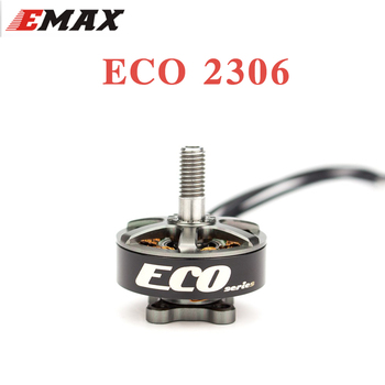 Emax Brushless Motor for FPV Racing Drone Emax Eco Series Motor ECO 2306 1700KV 2400KV RC Brushless Motor