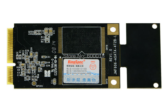 60% OFF Kingspec Мини PCIE SATA III II 3*5 см 3*7 см SSD Жесткий Диск 8 ГБ 16 ГБ 32 ГБ 64 ГБ 128 ГБ Для ASUS Eee PC S101 900 901 900A