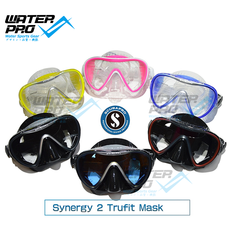 все цены на Scubapro SYNERGY 2 TRUFIT MASK FOR DIVING SCUBA онлайн