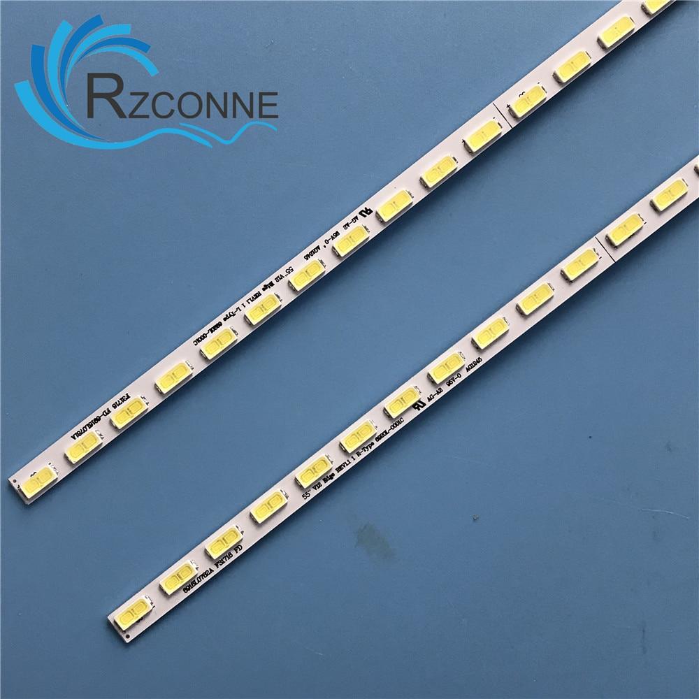 Image 4 - LED Backlight strip For LG 55LM6200 55LM4600 6920L 0001C  6922L  0003A 6922L 0004A  LC550EUN SE F1 55E600Y 6916L0781A 6916L0782Astrip  ledstrip lampstrip led tv