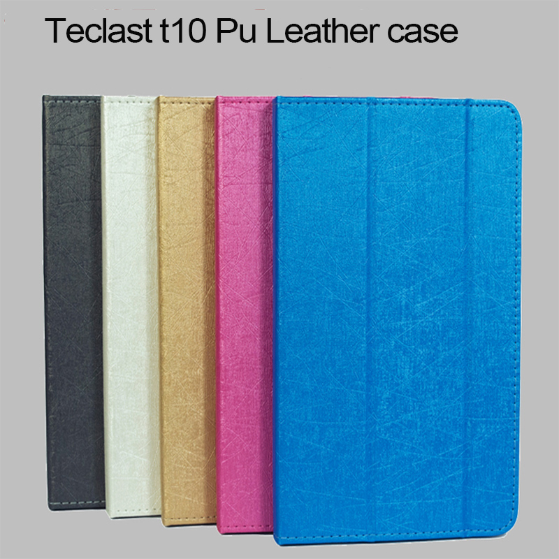 fashion pu leather case cover For 10.1