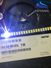 500PCS Lextar Retroilluminazione A LED 0.5W 5630 3 V bianco Freddo Retroilluminazione DELLO SCHERMO LCD per TV TV Applicazione PT56Z03 V2