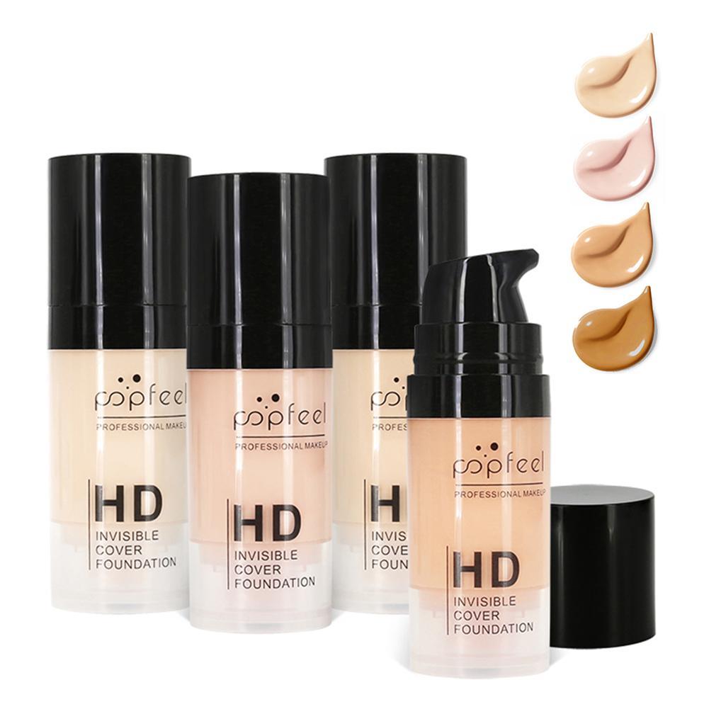 15 Ml Gesicht Haut Concealer Flüssige Foundation Feuchtigkeitsspendende Make-up Kosmetische Bb Creme Hot Schönheit & Gesundheit Schönheitsprodukte