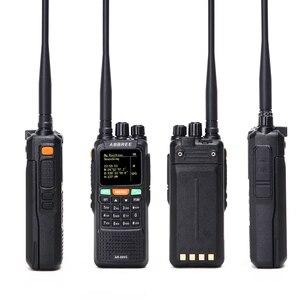 Image 5 - Abbree AR 889G GPS SOS Máy Bộ Đàm 10W 999CH Đêm Đèn Nền Duplex Repeater 2 Băng Tần Kép Nhận Ham Săn Bắn CB đài Phát Thanh
