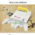 Subor TV juego D31 Doble asa nostálgico Consolas de Videojuegos Envío pistola electrónica + 7 juegos MARY freeshipping